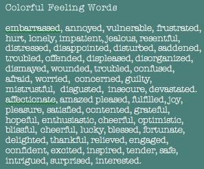 FeelingWordPicture