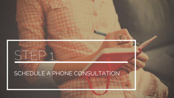 Schedule a Phone Consultation